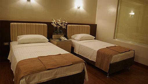 Splash Suites Rooms